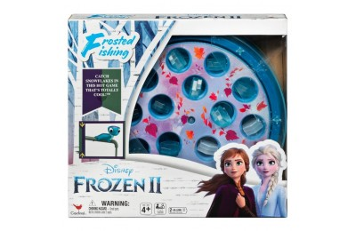 reasonable Disney Frozen 2 Frosted Fishing Board Game, Kids Unisex competitive cheap