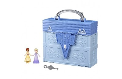 cheap Disney Frozen 2 Pop Adventures Arendelle Castle Playset With Handle competitive reasonable