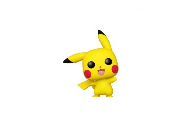 cheap Funko POP! Games: Pokemon - Pikachu (Waving) reasonable competitive