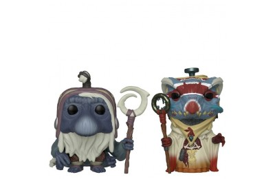 cheap Funko POP! Television: Netflix The Dark Crystal - Age of Resistance - The Wanderer & The Heretic 2pk (Shared NYCC Debut) reasonable competitive