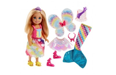 reasonable Barbie Dreamtopia Chelsea Doll and Fashions competitive cheap