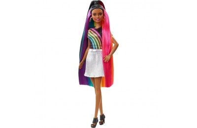 cheap Barbie Rainbow Sparkle Hair Nikki Doll competitive reasonable