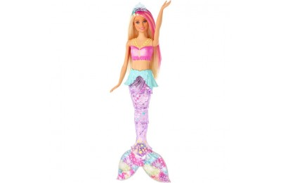cheap Barbie Dreamtopia Sparkle Lights Mermaid competitive reasonable