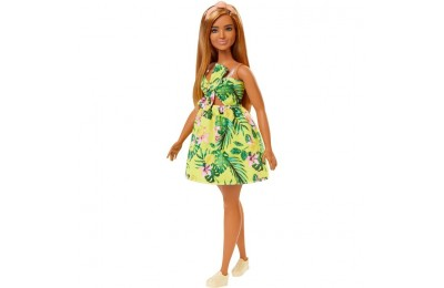 reasonable Barbie Fashionistas Doll #126 Jungle Dress cheap competitive