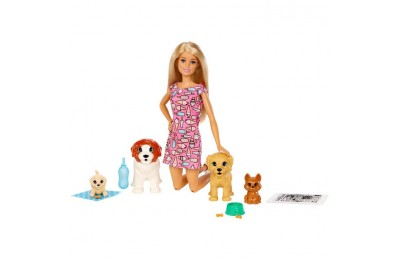 competitive Barbie Doggy Daycare Doll & Pets reasonable cheap