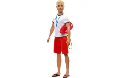 cheap Barbie Ken Career Lifeguard Doll competitive reasonable