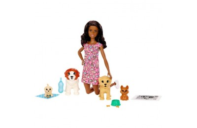 cheap Barbie Doggy Daycare Nikki Doll & Pet reasonable competitive