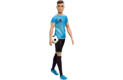 cheap Barbie Ken Career Soccer Player Doll competitive reasonable