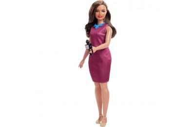 reasonable Barbie Careers 60th Anniversary News Anchor Doll competitive cheap