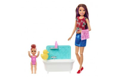 reasonable Barbie Skipper Babysitters Inc. Doll & Playset - Blond cheap competitive