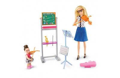 competitive Barbie Music Teacher Doll & Playset reasonable cheap