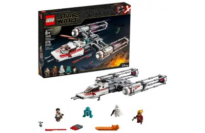 reasonable LEGO Star Wars: The Rise of Skywalker Resistance Y-Wing Starfighter 75249 New Advanced Collectible Starship Model Building Kit 578pc competitive cheap