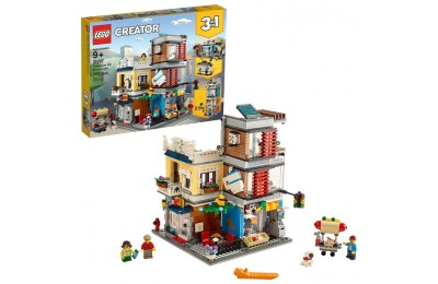 cheap LEGO Creator Townhouse Pet Shop & Café 31097 reasonable competitive