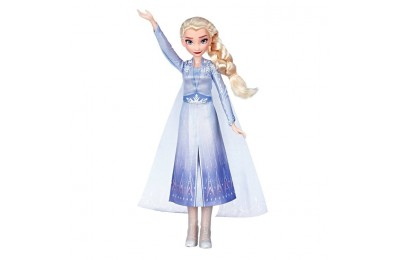 competitive Disney Frozen 2 Singing Elsa Fashion Doll with Music - Blue cheap reasonable