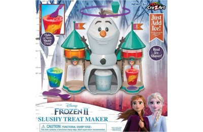reasonable Disney Frozen 2 Slushy Treat Maker Activity Kit competitive cheap