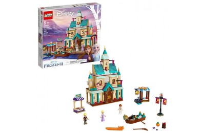 cheap LEGO Disney Princess Frozen 2 Arendelle Castle Village 41167 Toy Castle Building Set for Imaginative Play reasonable competitive