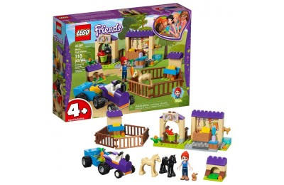 cheap LEGO Friends Mia's Foal Stable 41361 competitive reasonable