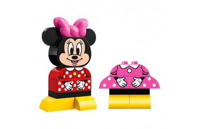 reasonable LEGO DUPLO Minnie Mouse My First Minnie Build 10897 cheap competitive