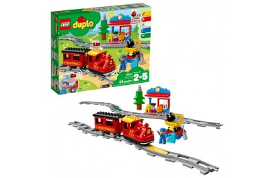 competitive LEGO DUPLO Town Steam Train 10874 reasonable cheap