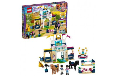 cheap LEGO Friends Stephanie's Horse Jumping 41367 reasonable competitive