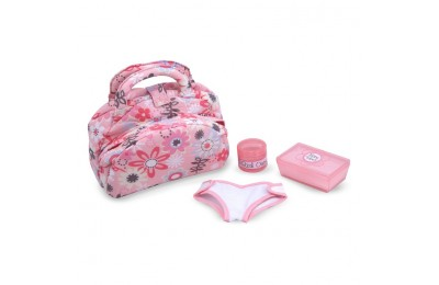 competitive Melissa & Doug Mine to Love Doll Diaper Changing Set With Bag, Wipes, Accessories (7pc) cheap reasonable