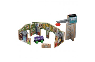 reasonable Fisher-Price Thomas & Friends Wooden Railway Creative Junction Slot and Build competitive cheap