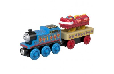 reasonable Fisher-Price Thomas & Friends Wood Thomas and the Dragon competitive cheap