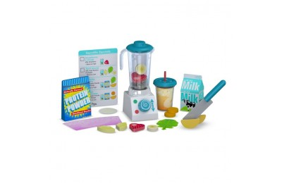 cheap Melissa & Doug 24pc Smoothie Maker Blender Set competitive reasonable