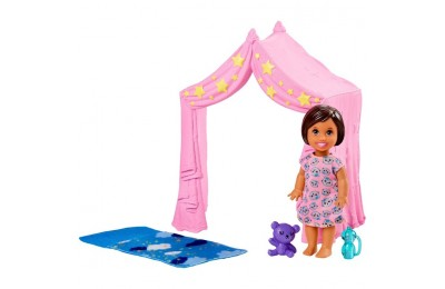 competitive Barbie Skipper Babysitter Inc. Doll & Sleepover Playset reasonable cheap