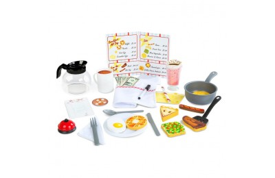 competitive Melissa & Doug Star Diner Restaurant Play Set cheap reasonable