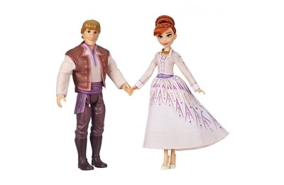 competitive Disney Frozen 2 Anna and Kristoff Fashion Dolls 2pk reasonable cheap