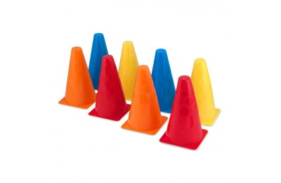 cheap Melissa & Doug 8 Activity Cones - Set of 8 competitive reasonable