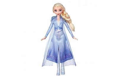 reasonable Disney Frozen 2 Elsa Fashion Doll With Long Blonde Hair and Blue Outfit cheap competitive