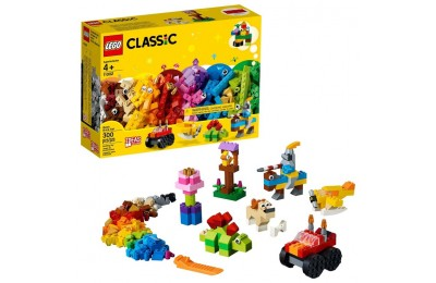 reasonable LEGO Classic Basic Brick Set 11002 cheap competitive
