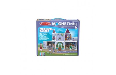 cheap Melissa & Doug Magnetivity - Medieval Castle reasonable competitive