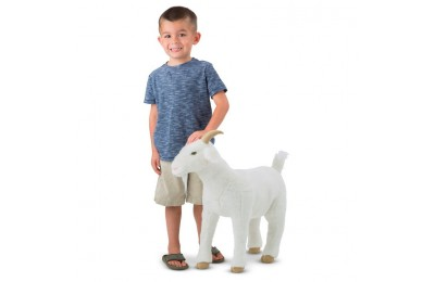 competitive Melissa & Doug Goat Plush Toy cheap reasonable