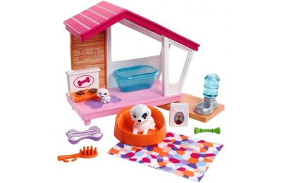cheap Barbie Dog House Playset, doll accessories reasonable competitive