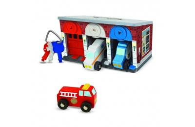 reasonable Melissa & Doug Keys & Cars Rescue Garage competitive cheap