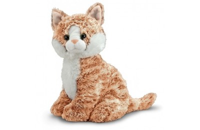 competitive Melissa & Doug Pumpkin Tabby - Stuffed Animal Cat cheap reasonable