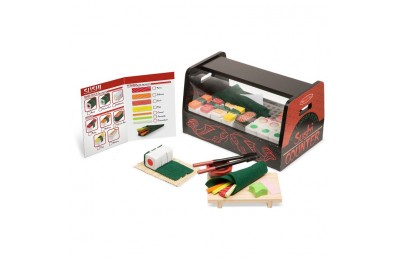 competitive Melissa & Doug Roll, Wrap & Slice Sushi Counter cheap reasonable