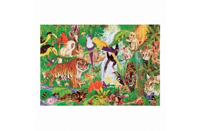 competitive Melissa And Doug Rainforest Floor Puzzle 48pc cheap reasonable