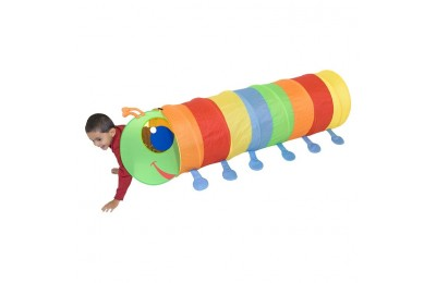 competitive Melissa & Doug Sunny Patch Happy Giddy Crawl-Through Tunnel reasonable cheap