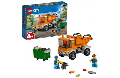 cheap LEGO City Garbage Truck 60220 competitive reasonable