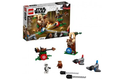 reasonable LEGO Star Wars Action Battle Endor Assault 75238 cheap competitive