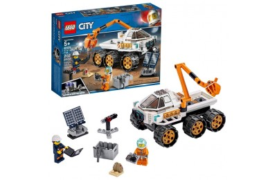 cheap LEGO City Space Port Rover Testing Drive 60225 reasonable competitive