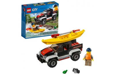 cheap LEGO City Kayak Adventure 60240 competitive reasonable