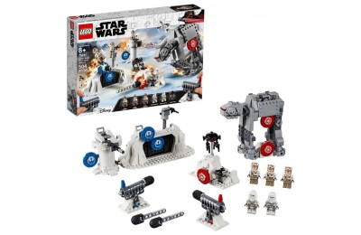 cheap LEGO Star Wars Action Battle Echo Base Defense 75241 competitive reasonable
