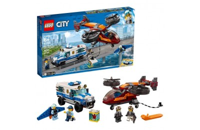 competitive LEGO City Sky Police Diamond Heist 60209 reasonable cheap