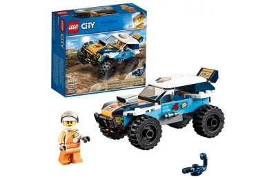 competitive LEGO City Desert Rally Racer 60218 reasonable cheap