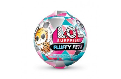reasonable L.O.L. Surprise! Fluffy Pets Winter Disco Series with Removable Fur competitive cheap